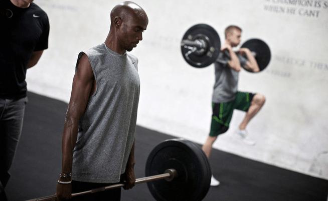 Styrketräning för konditionsidrottare